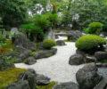 Ландшафтный дизайн в стиле японского садика