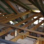 Как установить деревянное перекрытие дома