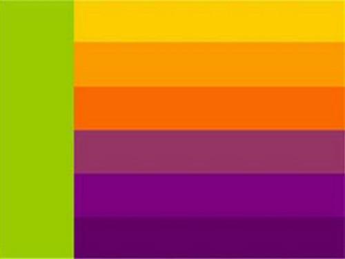 Какие цвета сочетаются с зелёным?