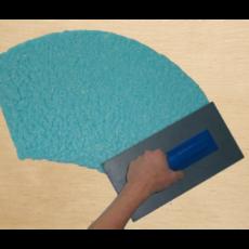 Как наносить жидкие обои на деревянную поверхность