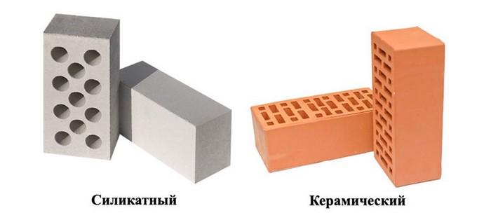 Чем отличается силикатный кирпич от обычного?